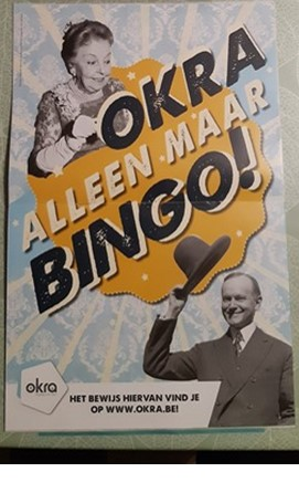 OKRA  alleen maar bingo!