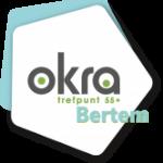 Logo okra Bertem blauw